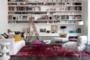 Фото 22 Книжные шкафы и библиотеки для дома: как выбрать и разместить правильно