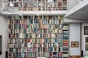 Фото 24 Книжные шкафы и библиотеки для дома: как выбрать и разместить правильно