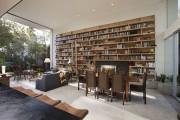 Фото 6 Книжные шкафы и библиотеки для дома: как выбрать и разместить правильно
