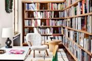 Фото 10 Книжные шкафы и библиотеки для дома: как выбрать и разместить правильно