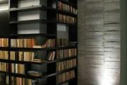 Фото 8 Книжные шкафы и библиотеки для дома: как выбрать и разместить правильно