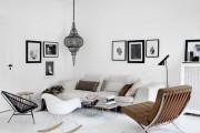Фото 10 Сочетания коричневого цвета в интерьере: солидность и спокойствие