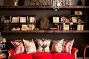 Фото 1 Сочетания коричневого цвета в интерьере: солидность и спокойствие