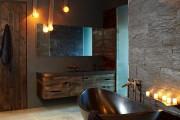 Фото 4 Сочетания коричневого цвета в интерьере: солидность и спокойствие