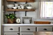 Фото 8 Кухня в стиле кантри (53 фото): душевная простота деревенского быта