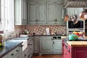 Фото 13 Кухня в стиле кантри (53 фото): душевная простота деревенского быта