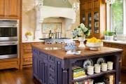 Фото 1 Кухня в стиле кантри (53 фото): душевная простота деревенского быта