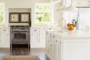 Фото 15 Кухня в стиле кантри (53 фото): душевная простота деревенского быта