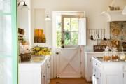 Фото 16 Кухня в стиле кантри (53 фото): душевная простота деревенского быта