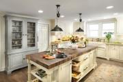 Фото 20 Кухня в стиле кантри (53 фото): душевная простота деревенского быта