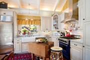 Фото 21 Кухня в стиле кантри (53 фото): душевная простота деревенского быта