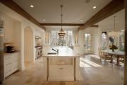 Фото 22 Кухня в стиле кантри (53 фото): душевная простота деревенского быта