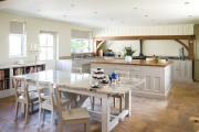 Фото 23 Кухня в стиле кантри (53 фото): душевная простота деревенского быта