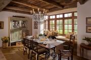 Фото 24 Кухня в стиле кантри (53 фото): душевная простота деревенского быта