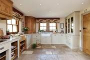 Фото 25 Кухня в стиле кантри (53 фото): душевная простота деревенского быта