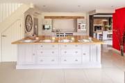 Фото 27 Кухня в стиле кантри (53 фото): душевная простота деревенского быта
