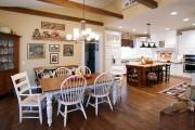 Фото 30 Кухня в стиле кантри (53 фото): душевная простота деревенского быта