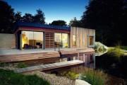 Фото 9 New Forest House от студии PAD: экологичность и энергоэффективность