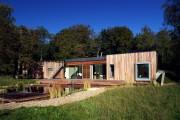 Фото 1 New Forest House от студии PAD: экологичность и энергоэффективность
