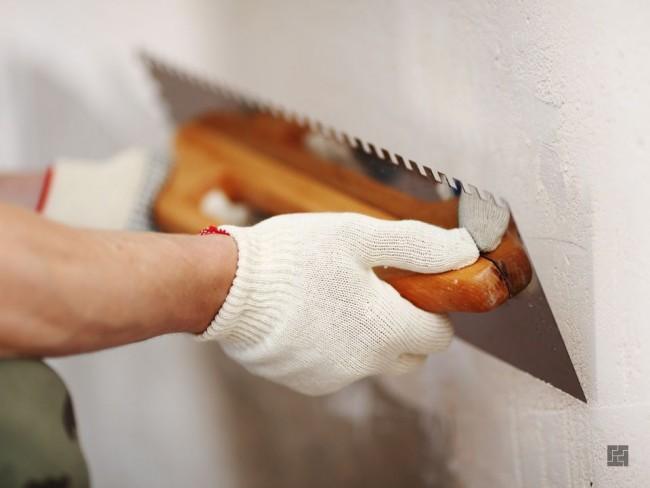 Как клеить виниловые обои на флизелиновой основе?