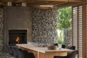 Фото 6 Декоративный камень в интерьере: как привнести в дом уют и все тонкости облицовки