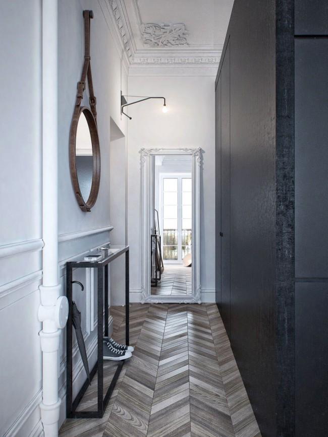Прихожая для узкого коридора: Обзор моделей