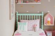 Фото 31 Обои для детской комнаты девочки: 44 интерьера, которые придутся по душе ребенку