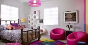 60 идей комнаты для девочки-подростка: цвет, зонирование, аксессуары фото