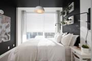 Фото 11 Современный дизайн спальни 12 квадратных метров (60+ фото): планировки и интерьерные тренды