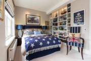 Фото 18 55+ Идей дизайна спальни 12 метров: яркие тенденции, модные фото