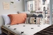 Фото 35 55+ Идей дизайна спальни 12 метров: яркие тенденции, модные фото