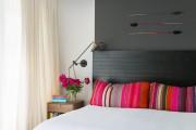 Фото 6 55+ Идей дизайна спальни 12 метров: яркие тенденции, модные фото