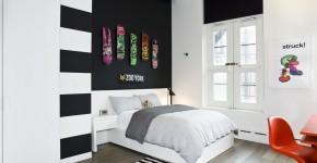 55 идей комнат для подростка: бунтарство и индивидуальность в интерьере фото