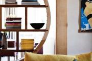 Фото 1 Стеллажи для дома без задней стенки: обзор недорогих и лаконичных моделей в интерьере