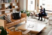 Фото 10 Стеллажи для дома без задней стенки: обзор недорогих и лаконичных моделей в интерьере