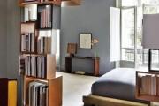 Фото 11 Стеллажи для дома без задней стенки: обзор недорогих и лаконичных моделей в интерьере