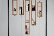Фото 16 Стеллажи для дома без задней стенки: обзор недорогих и лаконичных моделей в интерьере