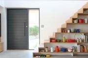 Фото 23 Стеллажи для дома без задней стенки: обзор недорогих и лаконичных моделей в интерьере