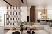 Фото 24 Стеллажи для дома без задней стенки: обзор недорогих и лаконичных моделей в интерьере