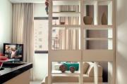 Фото 26 Стеллажи для дома без задней стенки: обзор недорогих и лаконичных моделей в интерьере