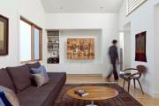 Фото 13 Стенка в гостиную в современном стиле (60 фото): какая она?