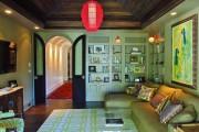 Фото 16 Стенка в гостиную в современном стиле (60 фото): какая она?
