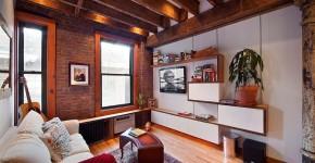 Стенка в гостиную в современном стиле (60 фото): какая она? фото