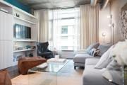 Фото 23 Стенка в гостиную в современном стиле (60 фото): какая она?