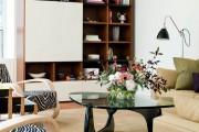 Фото 27 Стенка в гостиную в современном стиле (60 фото): какая она?