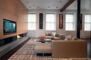 Фото 28 Стенка в гостиную в современном стиле (60 фото): какая она?