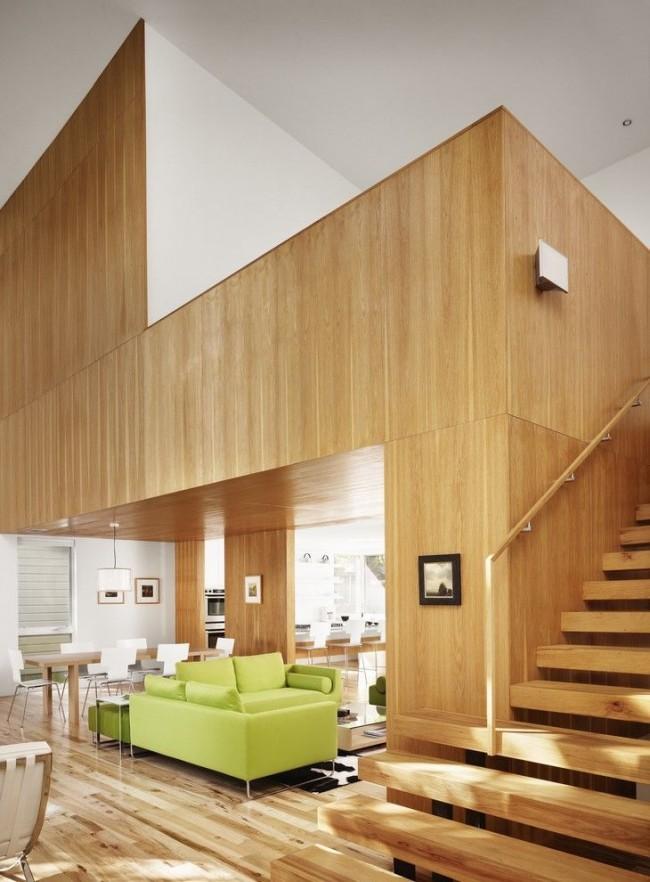 Стеновые панели листового типа