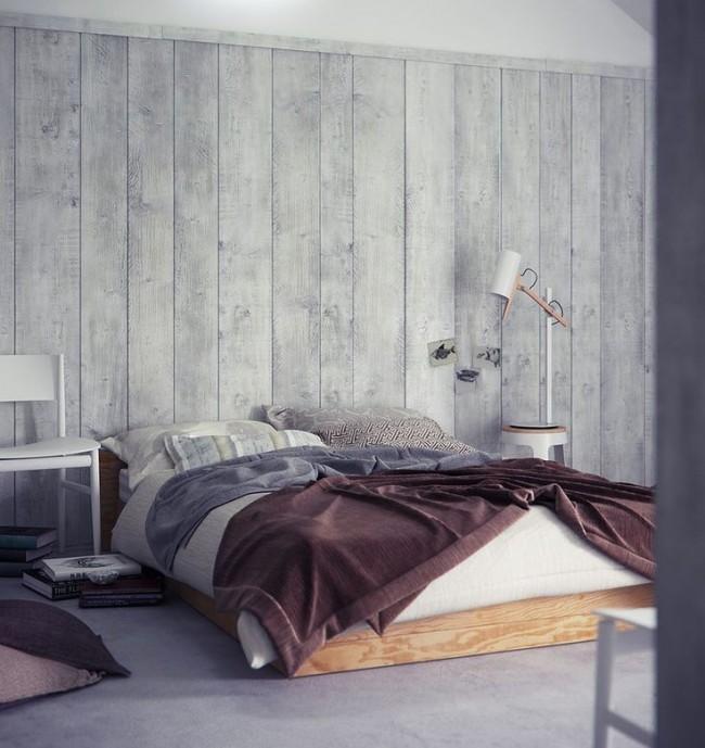 Комната с отделкой деревянными панелями выглядит не только привлекательно и респектабельно, она полна природного тепла и радушия