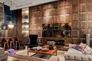 Фото 27 60+ видов стеновых панелей для внутренней отделки: формы, текстуры, материалы