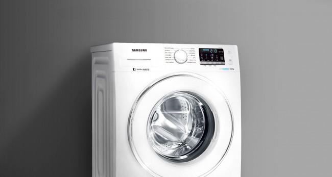 Обратите внимание, есть ли в стиральной машине электронная блокировка от детей и контроль пенообразования